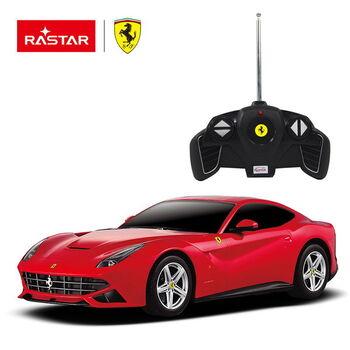 Радиоуправляемая машина Rastar 53500 Ferrari F12 1:18 Цвет Красный