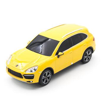 Радиоуправляемая машина Rastar 46100 Porsche Cayenne Yellow 1:24 - RAS-46100-Y