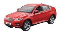 Радиоуправляемая машина 1:14 BMW X6, цвет красный 40MHZ