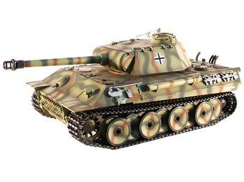 Радиоуправляемый танк Taigen Panther PRO 1:16 2.4G (пневмо)