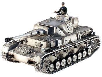 Радиоуправляемый танк Taigen Panzerkampfwagen IV Ausf. HC PRO 1:16 2.4 G (пневмо)
