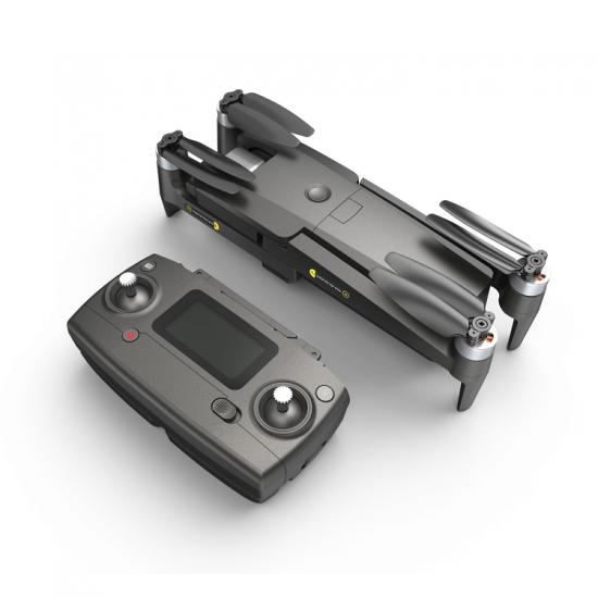 Радиоуправляемый квадрокоптер MEW4-1 Brushless FPV GPS с сумкой - MJX-MEW-1