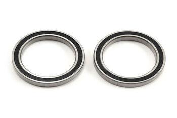 Подшипник Ball bearing, black rubber sealed (20x27x4mm) (2)