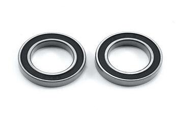 Подшипник Ball bearing, black rubber sealed (15x24x5mm) (2)