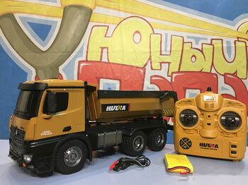 Радиоуправляемый грузовик Хаина Huina 1573 2.4G 1:10