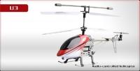 Радиоуправляемый вертолет Udi U3 3-кан с гироскопом