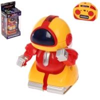 Робот радиоуправляемый Минибот, световые эффекты