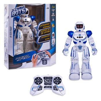 Робот на р/у Xtrem Bots: Агент, световые и звуковые эффекты