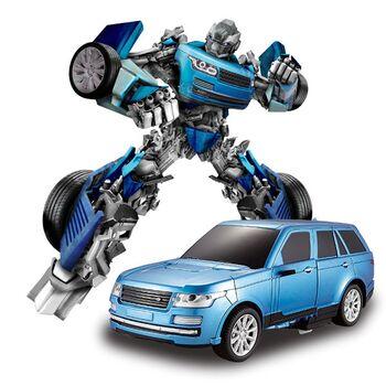 Радиоуправляемый робот-трансформер JQ Troopers Tyrant - TT651A