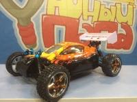 Радиоуправляемая багги HSP XSTR Orange 4WD 1:10 2.4G