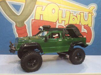Радиоуправляемый краулер HSP Boxer Pro Green 4WD 1:10