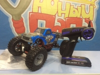 Радиоуправляемый краулер HSP Jumper Blue 4WD 1:16