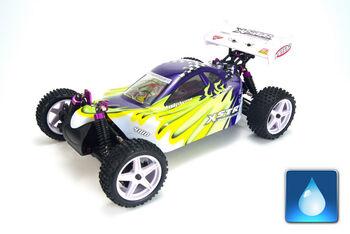 Радиоуправляемая багги HSP XSTR Off Road Buggy (WaterProof) 1:10 (40 см)