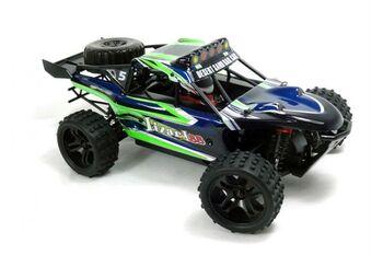 Радиоуправляемая багги HSP 94810-80994 4WD EP Off-Road Desert Buggy 1:18 4WD