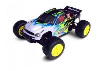 Радиоуправляемая трагги с ДВС HSP Gladiator-L Nitro Off-Road Truggy 4WD 1:10
