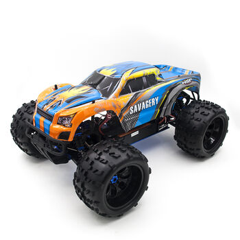 Радиоуправляемый джип HSP Savagery 4WD 1:8 2.4G - 94996-97291