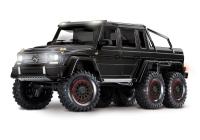 Радиоуправляемая машина TRX-6 Mercedes-Benz G 63 AMG 6x6 Black