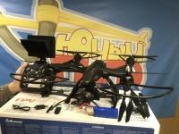 Квадрокоптер JXD 507G с поворотной HD камерой 2MP FPV 5.8G и барометром - 507G
