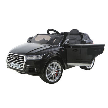 Электромобиль Audi Q7 LUXURY 2.4G - Black - HL159-LUX-B