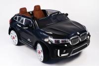 Электромобиль BMW X7 черный (двухместный)