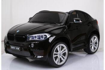 Электромобиль Джип BMW X6 JJ2168 Черный