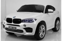 Детский электромобиль Джип BMW X6 JJ2168 Белый
