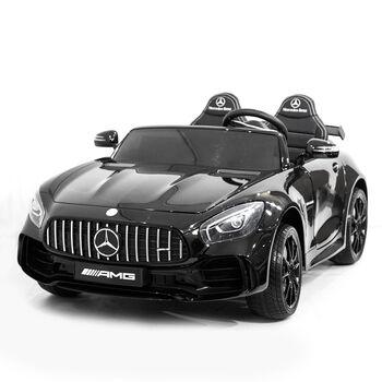 Электромобиль Harley Bella Mercedes-Benz GT R 4x4 MP3 - HL289-BLACK-PAINT-4WD