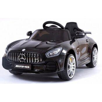 Электромобиль Mercedes Benz AMG GT R 2.4G - Black - HL288