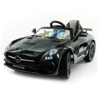 Электромобиль Mercedes-Benz SLS AMG Black Carbon Edition - SX128-S