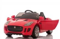 Детский электромобиль DMD-218 Jaguar RS-3 Red 12V 2.4G - DMD-218-R