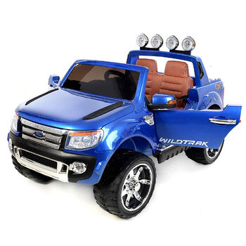 Электромобиль Dake Ford Ranger Blue - DK-F150-BL