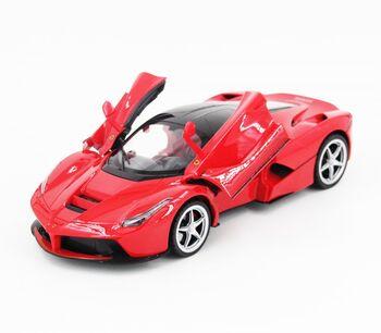 Радиоуправляемая машина MZ Ferrari Laferrari Red 1:14 - 2290J-R