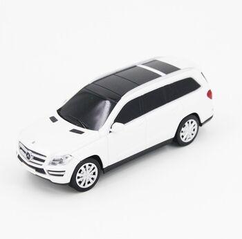 Радиоуправляемая машина MZ  Mercedes-Benz Белый GL500 - 27052-W