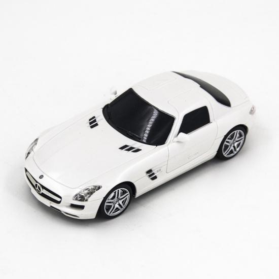 Радиоуправляемая машина MZ Mercedes-Benz SLS White - 27046-W