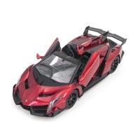 Радиоуправляемая машина MZ Lamborghini Veneno Cabrio Red 1:14 - MZ-2304J