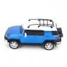 Радиоуправляемая машина Toyota FJ Cruiser Blue 1:24 - 27055-B