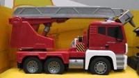 Радиоуправляемая пожарная машина MZ с двойный джойстиком управления