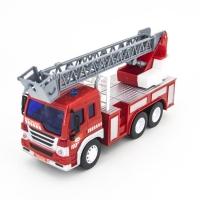 Радиоуправляемый грузовик - пожарная машина 1:16 - WY996