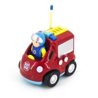 Детская радиоуправляемая пожарная машина - 6616