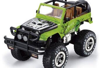 Джип Jeep радиоуправляемый Rastar MYX301 (C720)