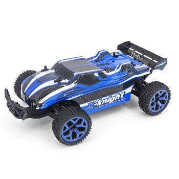Радиоуправляемая трагги ZC X-Kinght Blue 4WD 1:18 2.4G - 333-GS05B