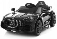 Детский электромобиль Mercedes-Benz GTR AMG 12V - BBH-0006-BLACK-PAINT