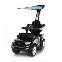 Детский электромобиль - каталка Dake Ford Ranger Black - DK-P01P