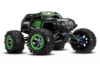 Радиоуправляемая машина Traxxas Summit 4WD TQi Ready to Bluetooth Module 1:10 Зеленый без акб и зу