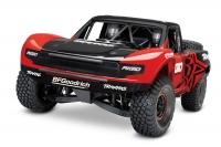 Радиоуправляемая машина Traxxas Unlimited Desert Racer 4WD 1:10 Красный без акб и зу