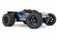 Радиоуправляемая машина Traxxas E-Revo VXL Brushless 4WD 1:10 Оранжевый без АКК и з/у