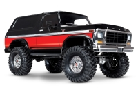 Радиоуправляемая машина Traxxas Ford Bronco Electric Truck Red 4WD 1:10