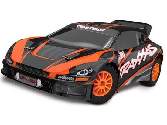 Радиоуправляемая машина Traxxas Rally 2.4G 1:10 (55 см)