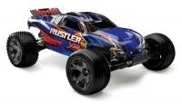 Радиоуправляемая машина TRAXXAS Rustler VXL Brushless 2WD RTR Fast Charger 1:10
