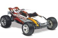 Traxxas Rustler (TQ) 1:10 (44 см) - заднеприводная модель трагги